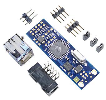 Obrázek 1: USBprog